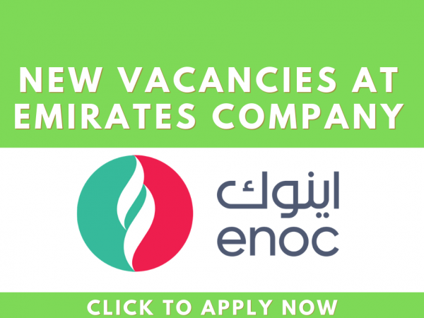 Emirates Latest Job Vacancy