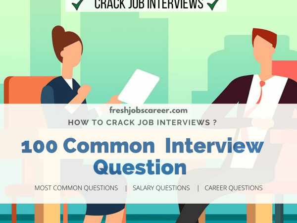 Common Job Interview Online 2021