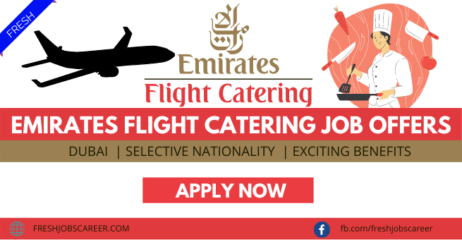 Emirates Flight Catering Jobs and Careers Opportunities