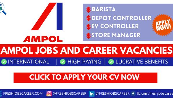 Ampol Careers and Latest Job Vacancies 2021 Recruitment