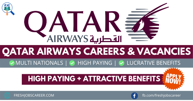 Qatar Airways Careers and Job Vacancies 2021 Latest recruitment