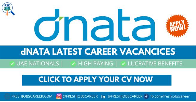 Dnata Careers and Latest Job Vacancies