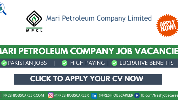Mari Petroleum Jobs and Latest Career Opportunities