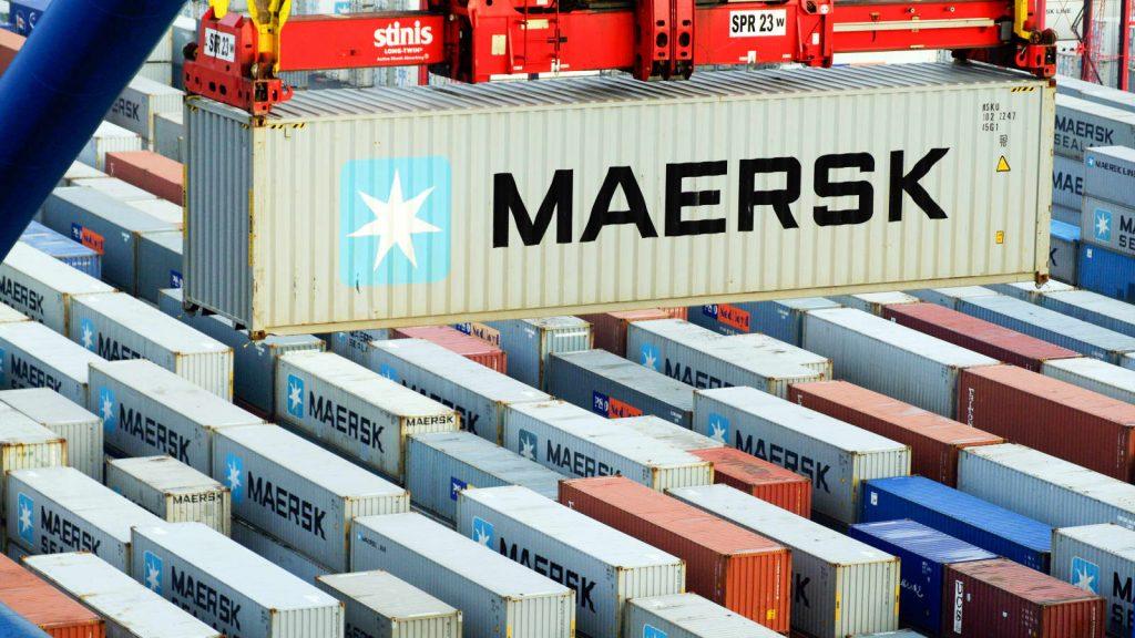 Maersk Careers Logistics Job Announement