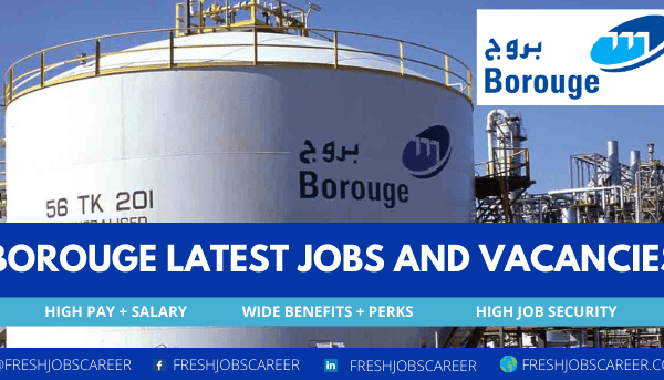 Borouge Careers and Latest Vacancy announcement