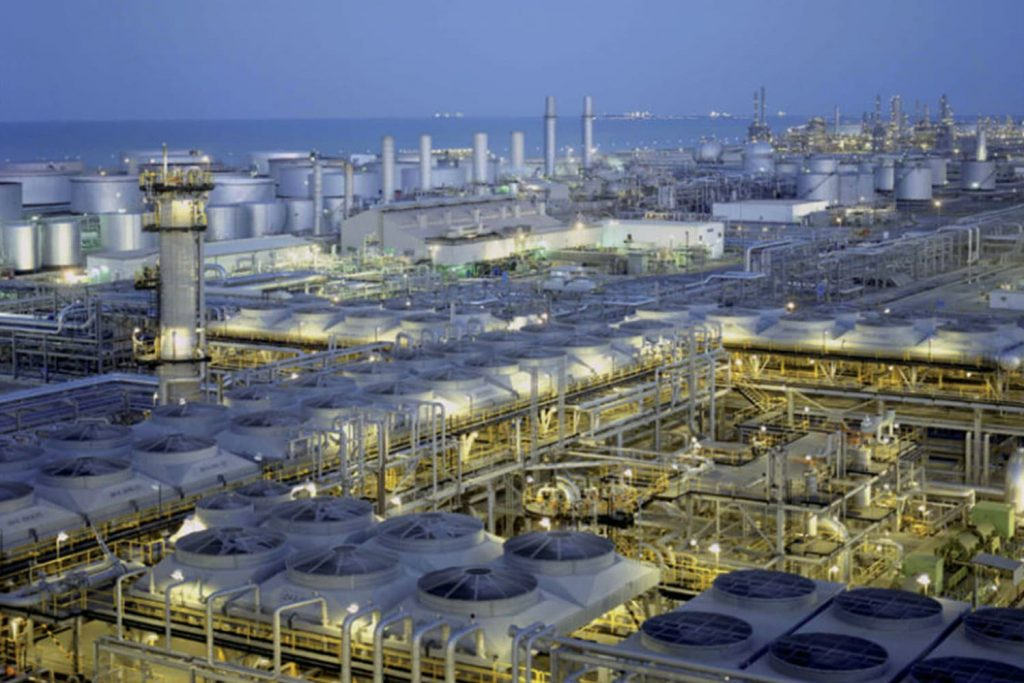 Q-Chem Careers Office and Chemical Plant