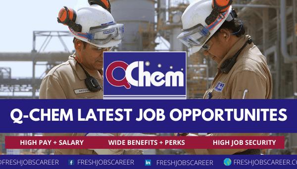 Q-chem careers latest vacancy 2021